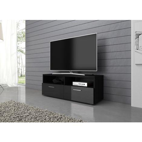 e-Com - TV Unit Cabinet Stand Sideboard Bolt - 95 cm