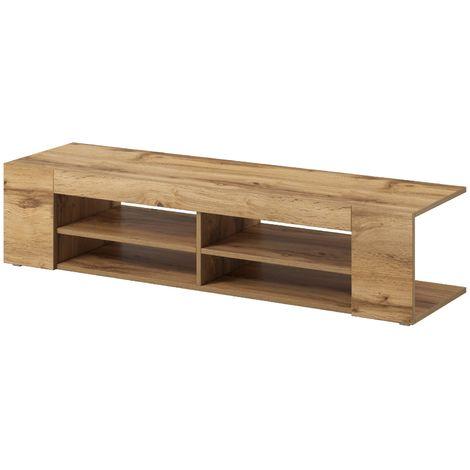 e-Com - TV Unit Cabinet Stand Sideboard Nova - 140 cm