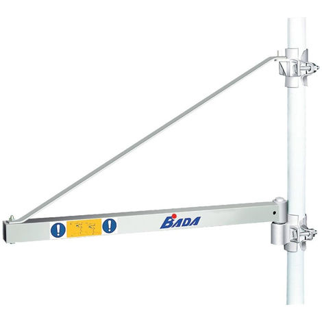 E/D/E Ausleger 600 kg Länge 750 mm