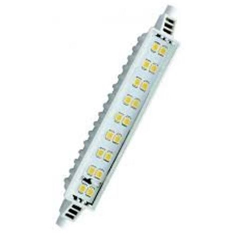 E LAMPARA LED LINEAL 10 W.3000K CALIDA.