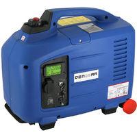 E-START 2,8 kW Digitaler Inverter Stromerzeuger, Generator benzinbetrieben