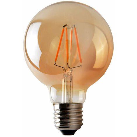 """main image of """"E27 4W G80 Dimmable LED Vintage Filament Classic Light Bulb"""""""