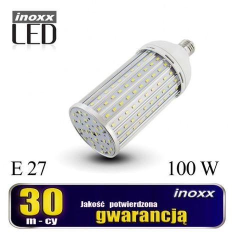 E27 condotto ja la del lampadina Cereale 100w 6000k Cold Metal