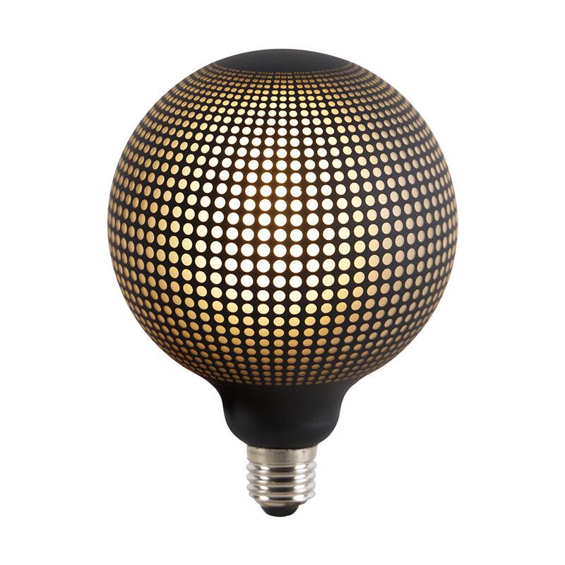 Image of E27 dimmable LED filament globe lamp DECO 4W 100 lm 2700K - LUEDD