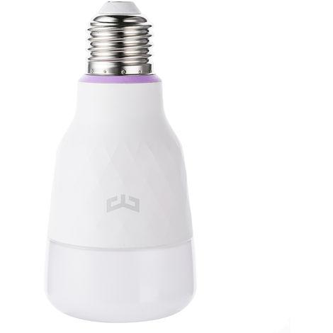 E27 RGBW Smart WiFi LED Bombilla LED Alexa APP Control 1700-6500K