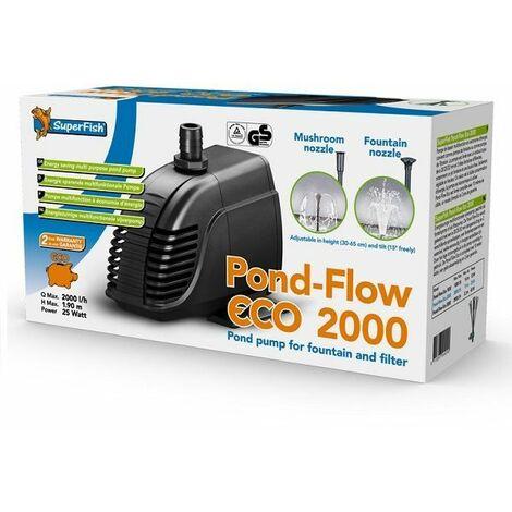 E7060020 - SUPERFISH POND FLOW ECO 2000