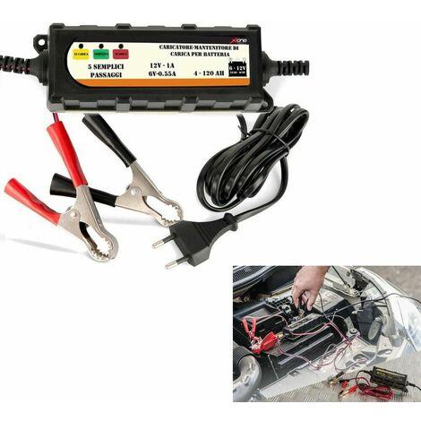 Mantenitore di Carica Batteria Auto: Funzionamento e Prezzi