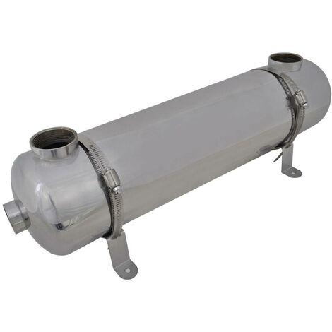 échangeur de chaleur pour piscine 613 x 134 mm 75 kW HDV32198