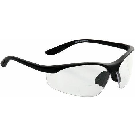 Eagle - Gafas de proteción Halfmoon Bifocal