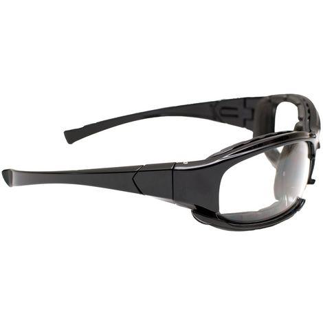 EAGLE INDROTRAW - Gafas de seguridad INDRO transparentes