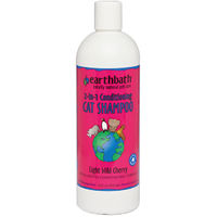 Earthbath Cat Shampoo 472ml