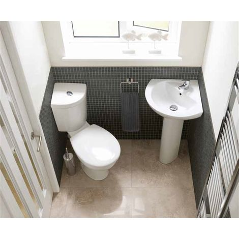 Eastbrook - Eastbrook 4 Piece Loire Corner Suite - White