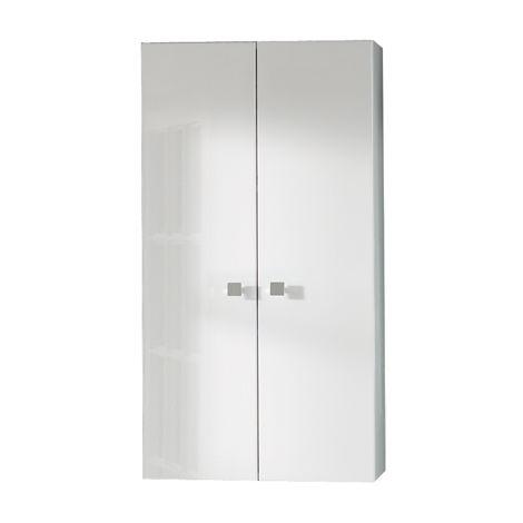 Eastbrook Oslo Tall unit cupboard 280mm x 535mm White