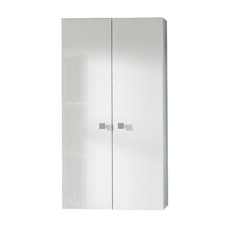 Eastbrook Oslo Tall Unit Cupboard 280mm x 537mm White