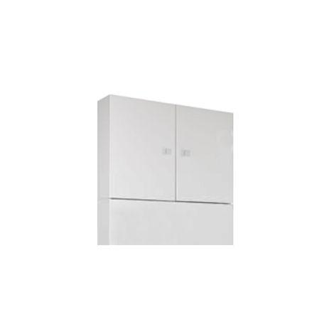 Eastbrook Oslo Wide Wall Cupboard 700mm x 165mm White
