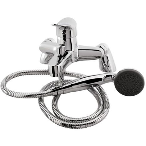 Eastbrook - Prado 300 Bath Shower Mixer With Kit - Chrome
