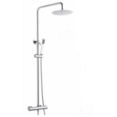 Eastbrook Thermostatic Shower Pole inc bar valve and kit