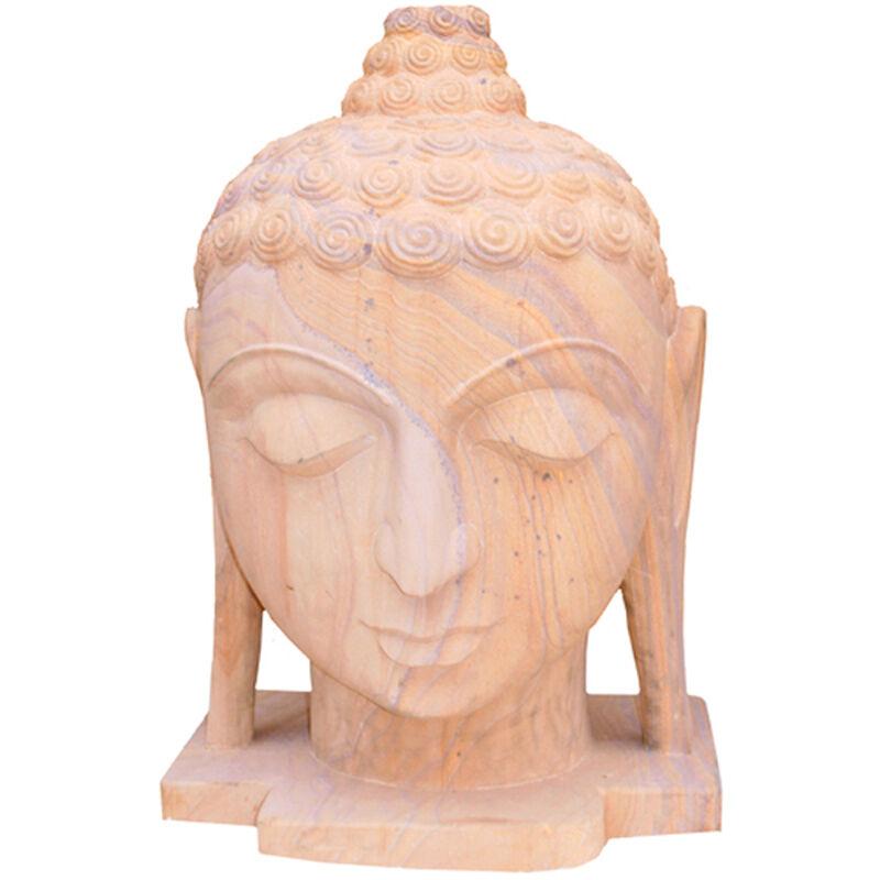 Image of Eastern Stone - Buddha Head (550kg)