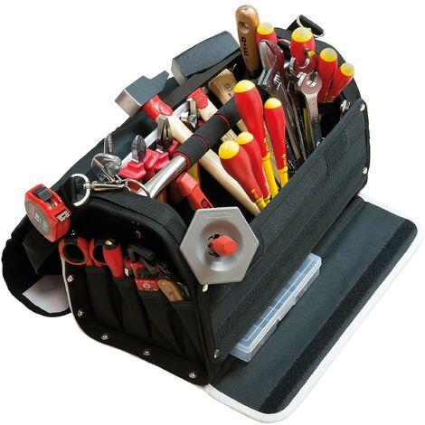 EASY BAG ELECTRICITE 47 PCS - GAMME RANGEMENT ET COMPOSITIONS - OUTIL PROFESSIONNEL - MOB