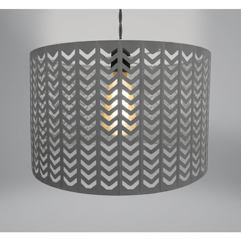 Image of Easy Fit Light Decoration Grey 30cm