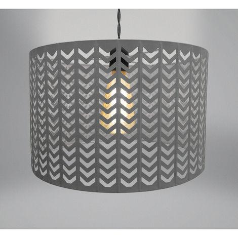 Easy Fit Light Decoration Grey 30cm