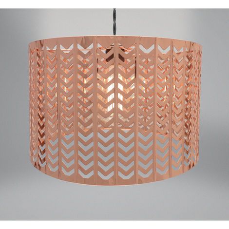 Easy Fit Light Decoration Rose Gold 30cm