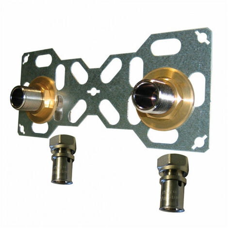 Easy Fix Double à sertir pour tube Multicouche - plusieurs modèles disponibles