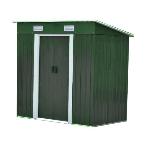 Easy Store Metal Garden Shed - 4 X 6 foot - Various colours available