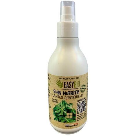 """main image of """"EASYBIO Engrais plantes d'intérieur et plantes vertes - Soin nutritif d'origine naturelle en spray, 200ml"""""""