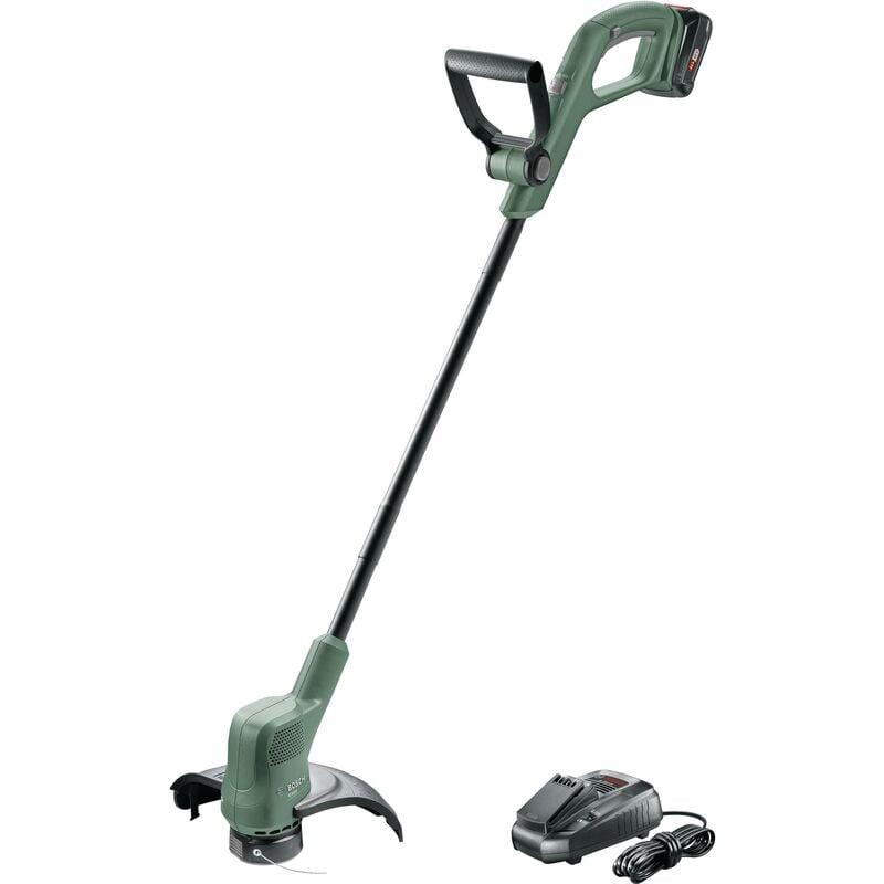 Bosch Home and Garden Easygrasscut 18-230 ST sans fil Coupe-bordures avec batterie 18 V 2 Ah Largeur de coupe (max.): 23 cm C040861