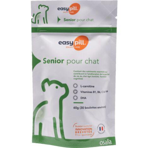 "main image of ""Easypill Chat Senior 30 boulettes"""
