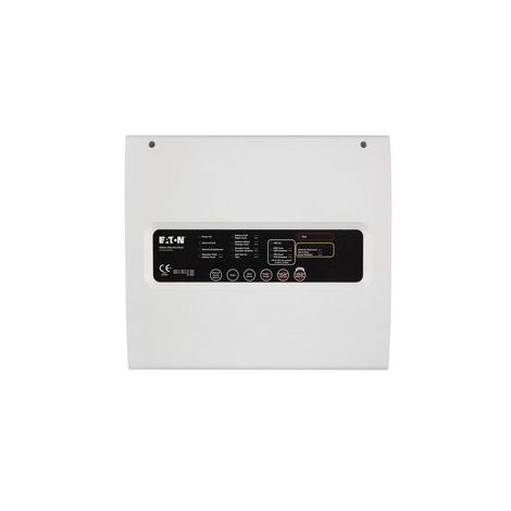 Eaton BiWire Ultra 2 Zone Fire Alarm Control Panel Two-wire Fire System - Detect and Notify
