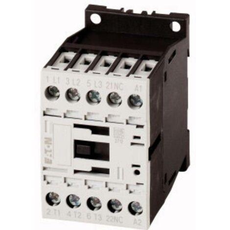 Eaton DILM12-01(24VDC) Schütz 3 Schließer 5.5kW 24 V/DC 12A 1St. S74518