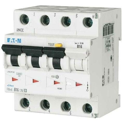 Eaton FI/LS-Schalter FRBM6-B16/3N/003-A