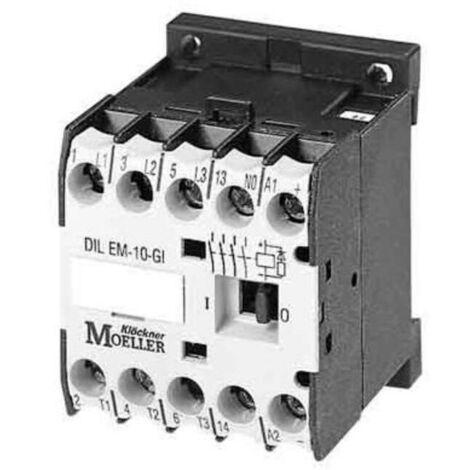 Eaton Leistungsschütz DILEM-10(24V50HZ)