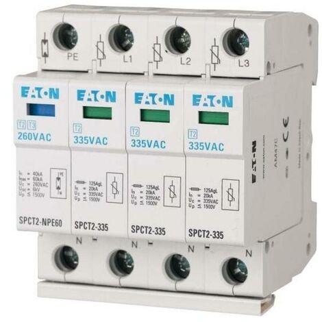 Eaton Überspannungsableiter SPCT2-335-3+NPE
