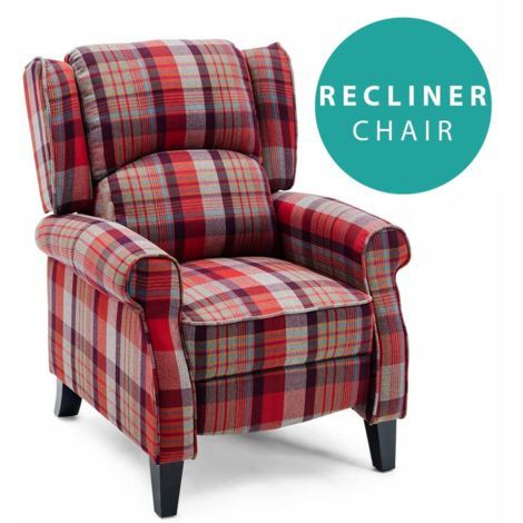 """main image of """"EATON RECLINER CHAIR - different colors available"""""""