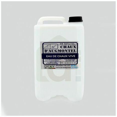 Eau de chaux AUGMONTEL Bidon de 5L | litre(s) de 5 litre(s) 0 - Bidon de 5L
