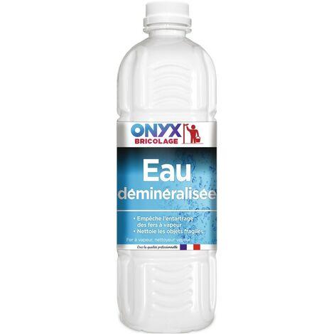 EAU DEMINERALISEE - ONYX - plusieurs modèles