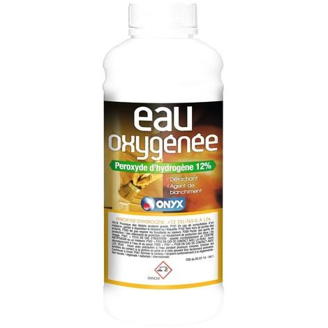 Eau Oxygenee 12 % 1litre - ONYX