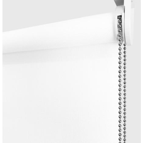 EB ESTORES BARATOS Estor Luminoso Jaspeado Lino Premium/Reduce la Intensidad del Sol y Deja Pasar Mucha luz. Elija su Medida de Ancho x Alto Y lo ajustamos Mediante una Llamada
