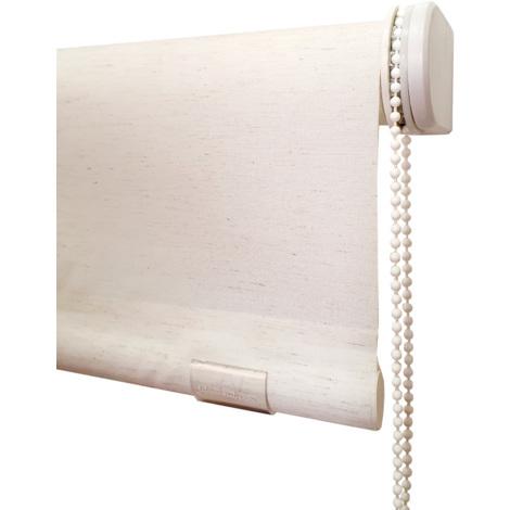 EB ESTORES BARATOS Estor Luminoso Linen Translœcido Premium/Reduce la Intensidad del Sol y Deja Pasar Mucha luz. Elija su Medida de Ancho x Alto.