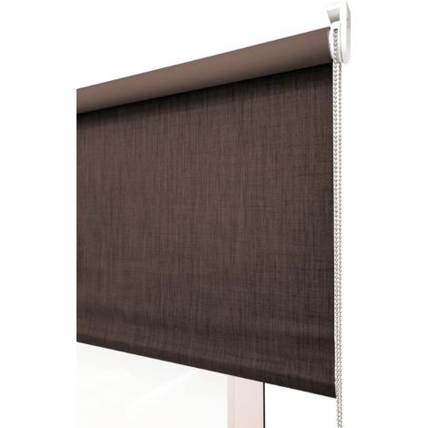 EB ESTORES BARATOS Estor Opaco Textildecor - Cierra la luz y Reduce la Temperatura. Elija su Medida de Ancho X Alto aproximada y se lo ajustamos a su medida.