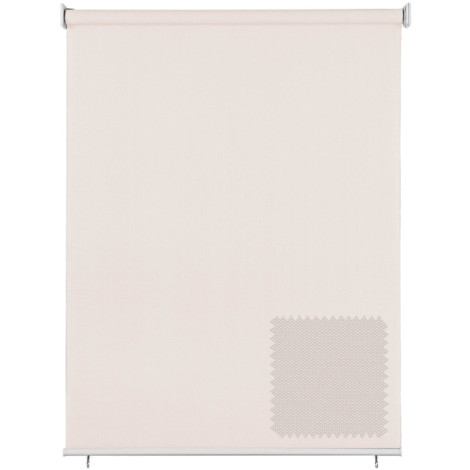 EB ESTORES BARATOS Persiana Enrollable Exterior Tecnoscreen/Bloqueo UV 70% / Microperforado (no Hace Efecto Vela). Medidas Ancho x Alto.