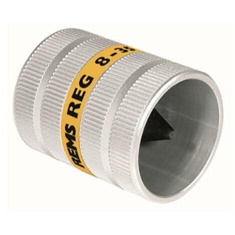 Ebavureur extérieur/intérieur REMS REG tube Ø 8-35mm