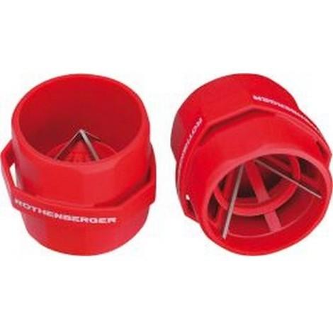 Ebavureur intérieur et extérieur pour Ø de tuyaux de 4 à 36 mm, Pour Ø de tuyaux : 4-36 mm