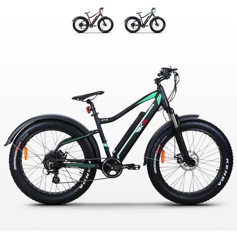 Ebike vélos électriques fatbike MTB 250W MT8 Shimano