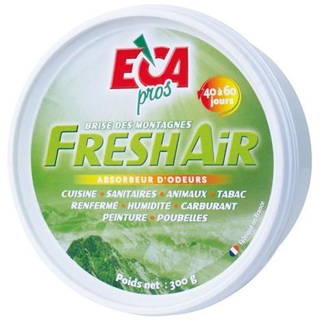 ECA - Absorbeur d'odeur freshair - brise des montagnes