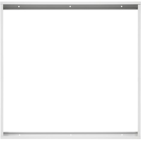 Pro Serie LED Panel Rahmen in 60x30cm Aufputzgehäuse Deckenmontage Wand Weiß