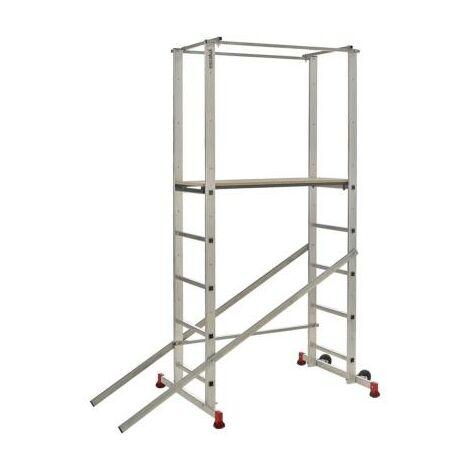 Échafaudage aluminium 3.6 m